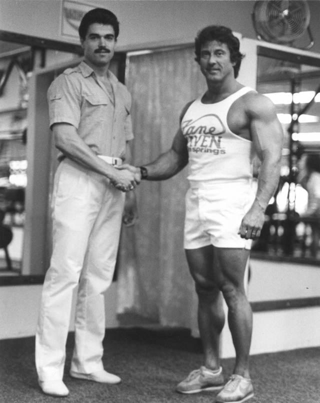 Steve Greene & Frank Zane