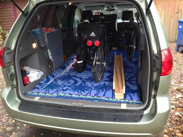 Dave Beedon trike ramp 07