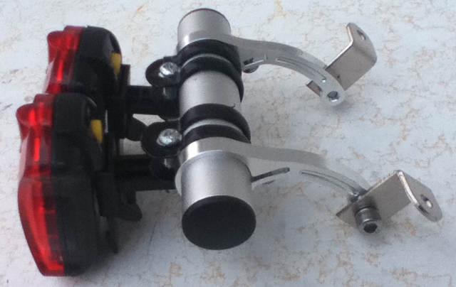 Glen Aldridge taillight mount