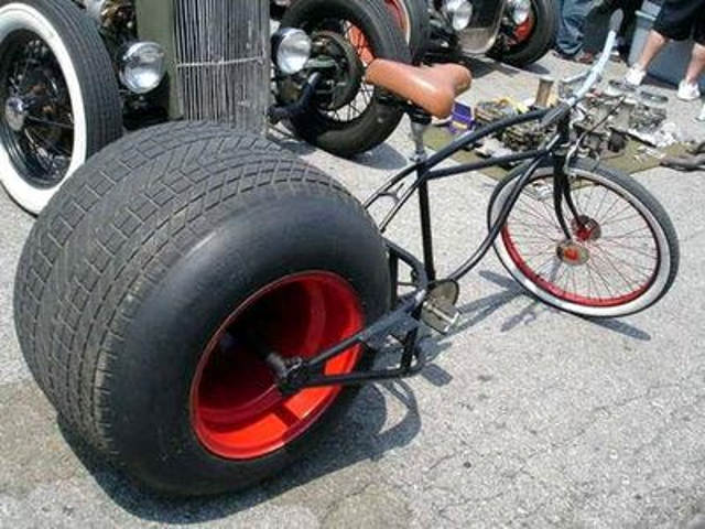 Bicycle Traction Improvement Idea