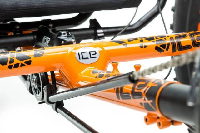 ICE Full Fat front crossframe
