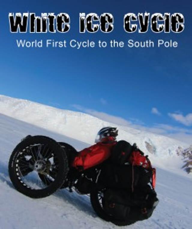 Maria Liejerstam ICE South Pole