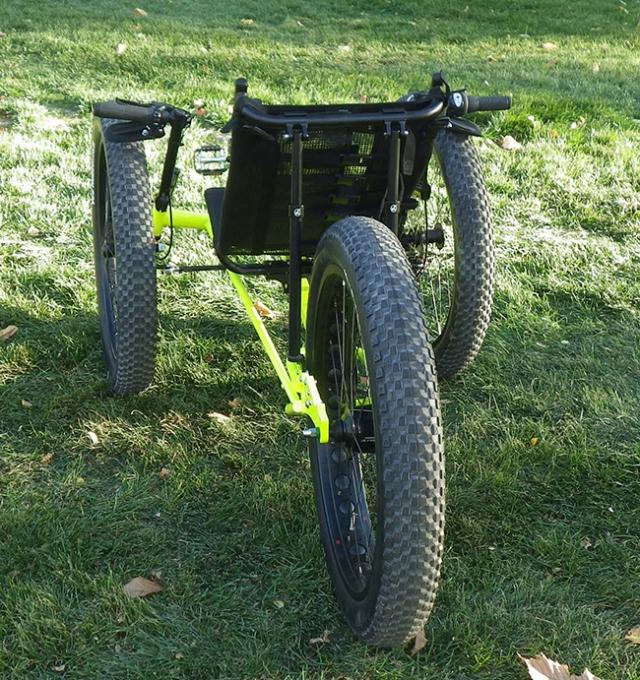 Utah Trikes Fat Tad Crawler