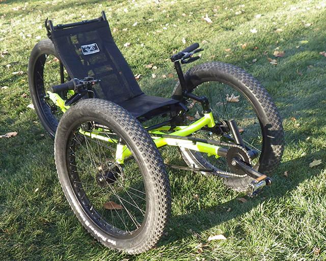 Utah Trikes Fat Tire 02