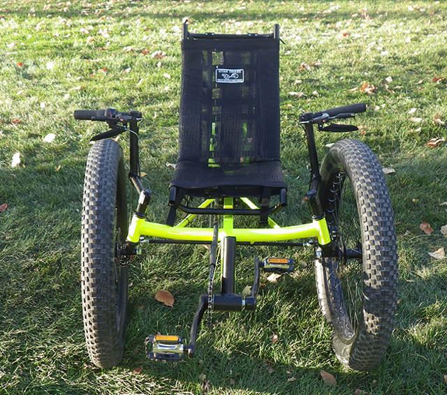 Utah Trikes Fat Tire 03