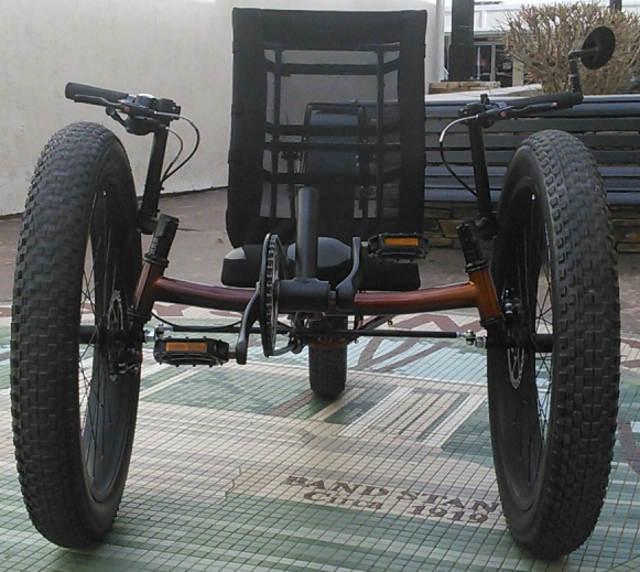 Utah Trikes Fat Tire 07