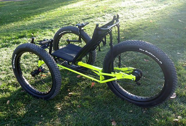 Utah Trikes Fat Tire
