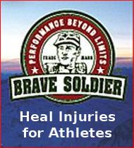 Brave Soldier sidebar logo