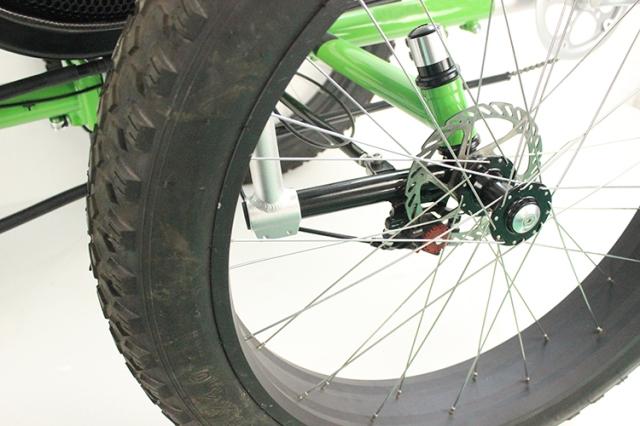 Hartlander Fat Trike 5