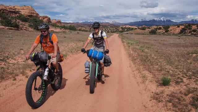 Fat Bike Brigade Explore the World