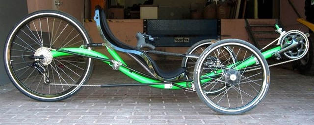 Velomo Trike