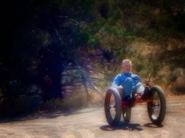 Full Fat Trike Hobo Ride