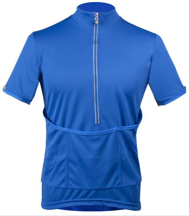 Recumbent Cycling Jersey