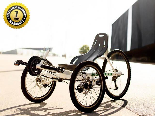 Saeta City Trike