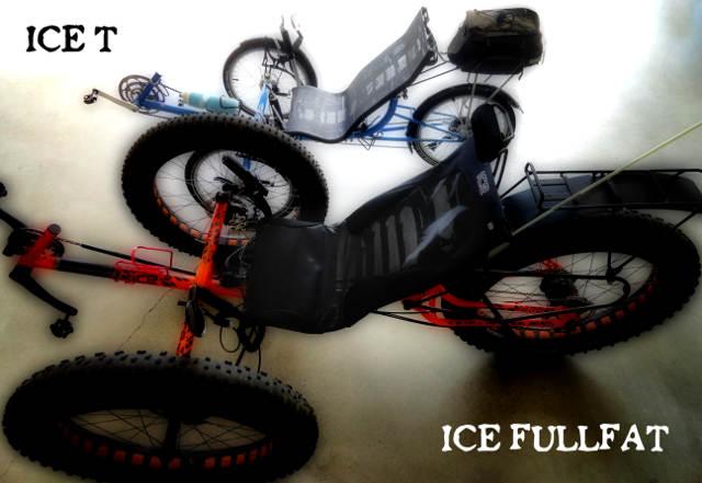 ICE T vs FULLFAT