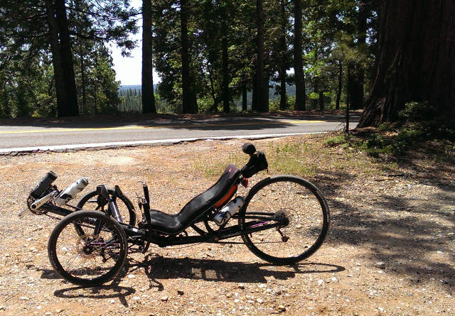 William Cortvriendt 2015 USA Trike Trip 02