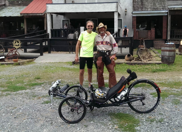 William Cortvriendt 2015 USA Trike Trip 17