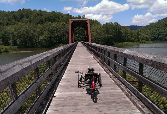 William Cortvriendt 2015 USA Trike Trip 19