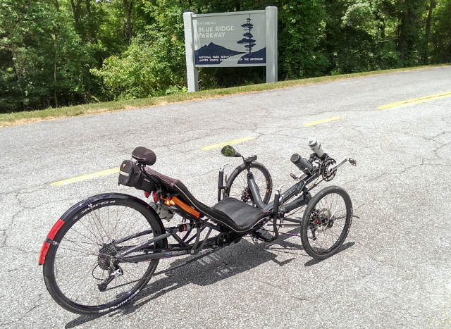 William Cortvriendt 2015 USA Trike Trip 21