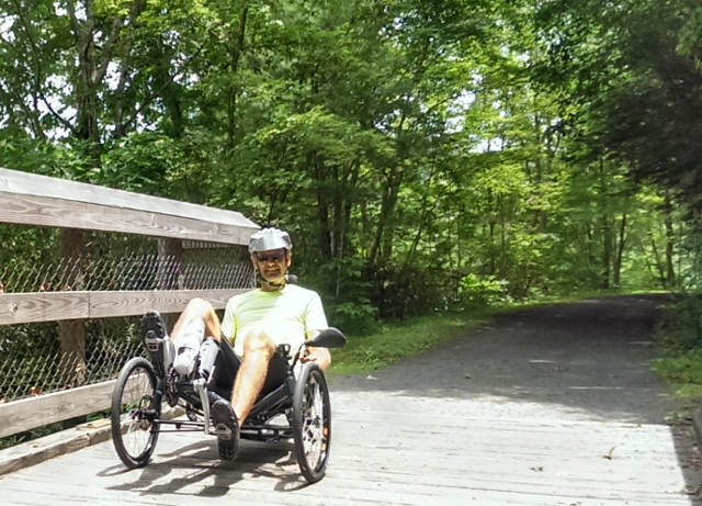 William Cortvriendt 2015 USA Trike Trip 23