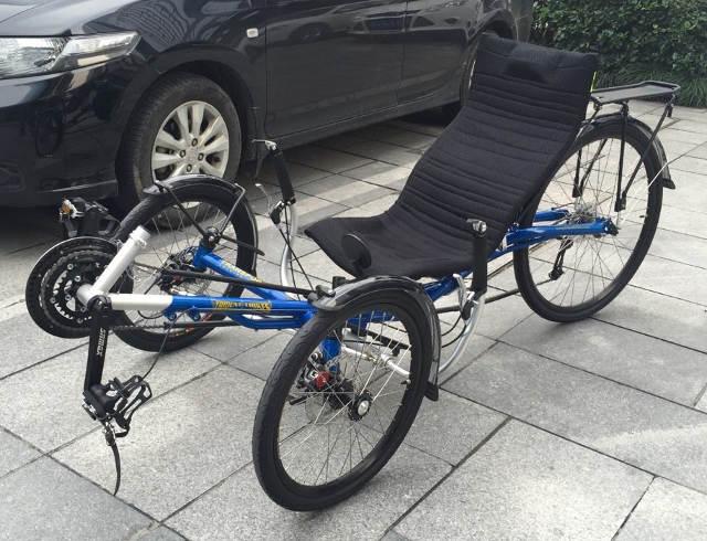 RyanFreeman's JaYoe Trike