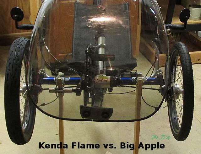 Big Apple vs Kenda Flame 02