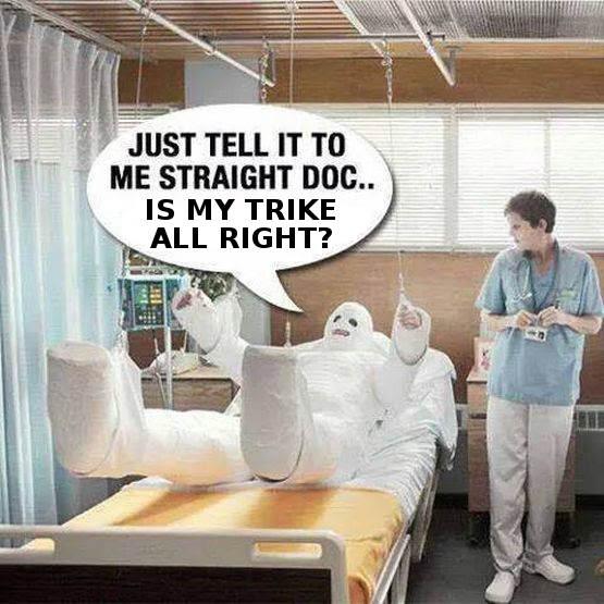 Trike Okay