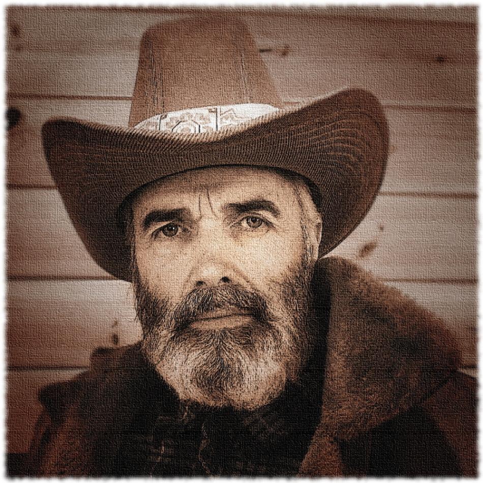 Colorado Lawman Portrait