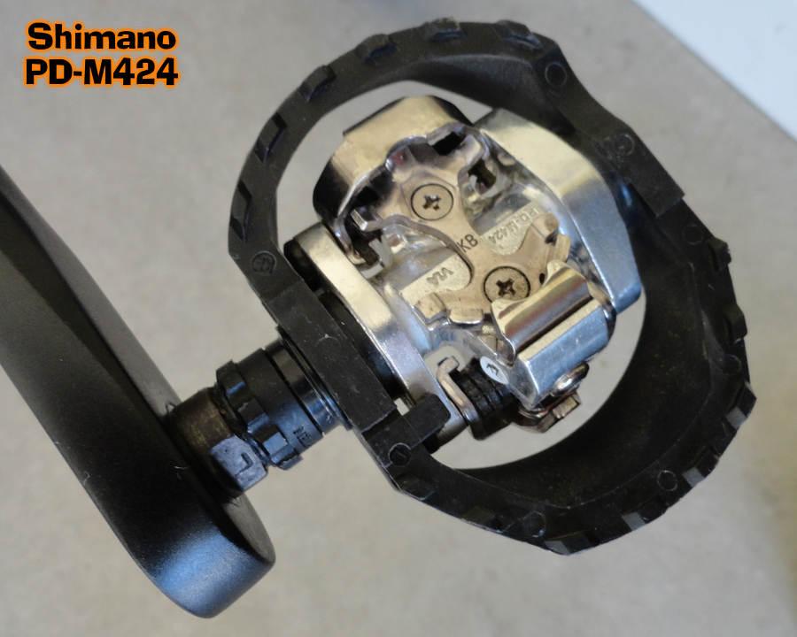 Shimano PD-M424 02