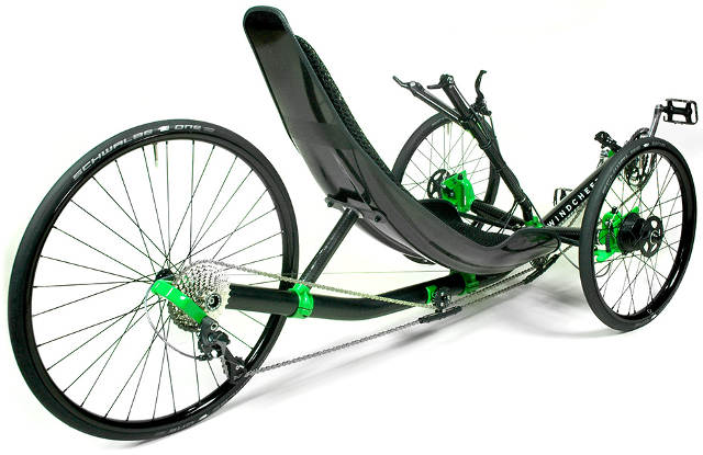 Windcheetah FRO Speed Trike