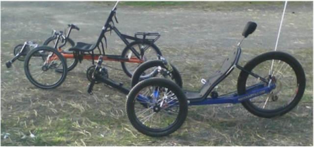 Deb Aker Trike Journey