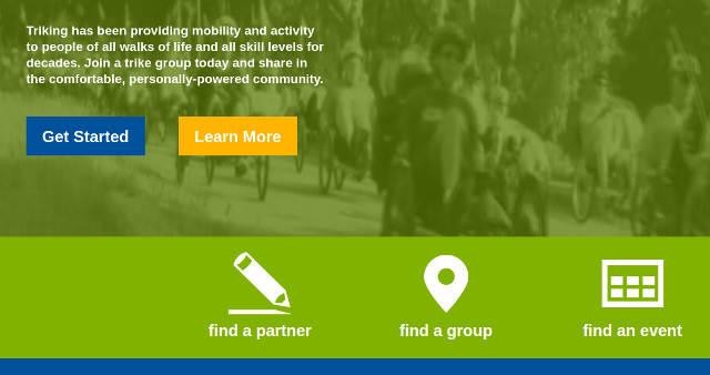 Trike Groups webpage