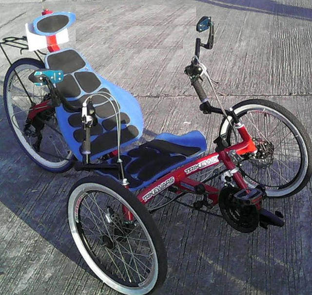 Warren Quijano Philippines Trike 01