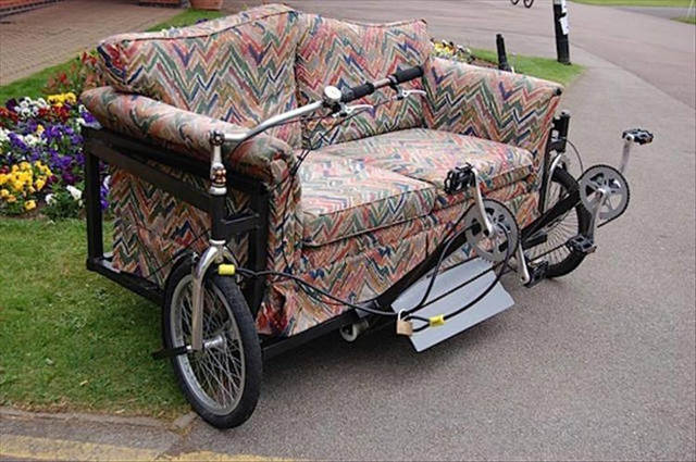 Couch Trike