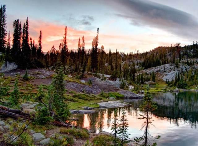 Eagle Cap Wilderness 40